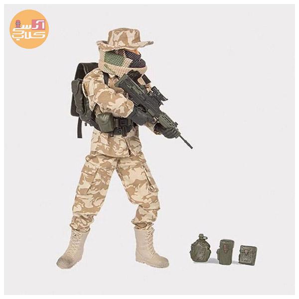 فیگور سربازان صلح جهانی 4